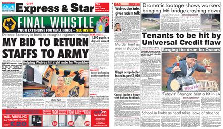 Express and Star City Edition – April 01, 2019