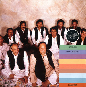 Nusrat Fateh Ali Khan & Party: Love Songs (1992)