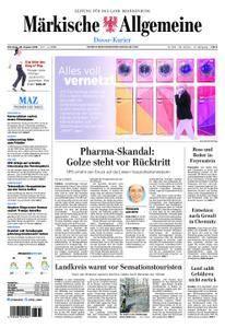Märkische Allgemeine Dosse Kurier - 28. August 2018