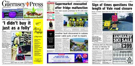 The Guernsey Press – 04 January 2019