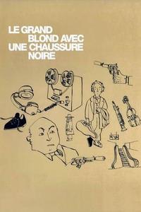 Le Grand Blond avec une chaussure noire (1972)