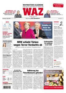 WAZ Westdeutsche Allgemeine Zeitung Oberhausen-Sterkrade - 11. Januar 2018