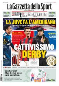 La Gazzetta dello Sport Bergamo – 25 gennaio 2021