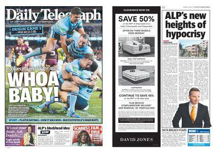 The Daily Telegraph (Sydney) – June 07, 2018