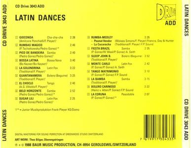 LATIN Dances - High Society Ballroom Orchestra @320