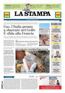 La Stampa Torino Provincia e Canavese - 20 Novembre 2018