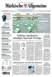 Märkische Allgemeine Luckenwalder Rundschau - 01. Oktober 2019