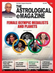 The Astrological e Magazine - July 2019