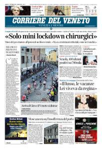Corriere del Veneto Venezia e Mestre – 17 ottobre 2020