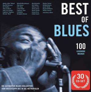 V.A. - Best Of Blues - 100 Legendare Musiker (30CD Box Set, 2016)