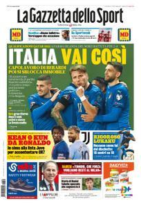 La Gazzetta dello Sport Cagliari - 26 Marzo 2021
