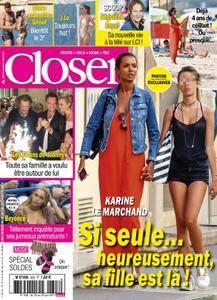 Closer France - 23 juin 2017