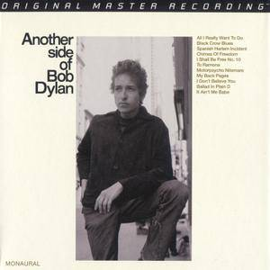 Bob Dylan - Another Side Of Bob Dylan (1964) [Monoural - MFSL 2018] PS3 ISO + Hi-Res FLAC