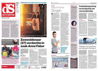 De Stentor - Apeldoorn – 10 oktober 2017