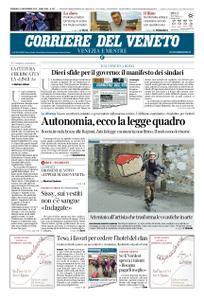 Corriere del Veneto Venezia e Mestre – 10 novembre 2019