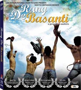 Colour It Yellow (2006) Rang De Basanti