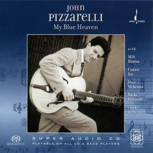 John Pizzarelli - My Blue Heaven (1990) {2003, Hybrid SACD