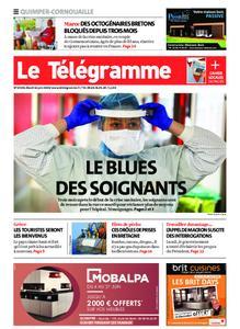 Le Télégramme Ouest Cornouaille – 16 juin 2020