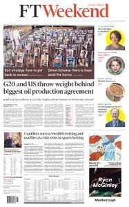 Financial Times Europe - April 11, 2020