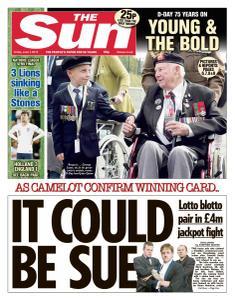 The Sun UK - 7 June 2019