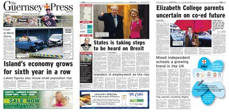 The Guernsey Press – 09 January 2020