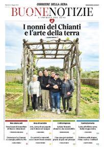 Corriere della Sera Buone Notizie – 14 maggio 2019