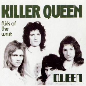 Queen - Killer Queen (1991) (3''CD JAPAN Single)