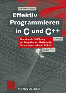 Effektiv Programmieren in C und C++