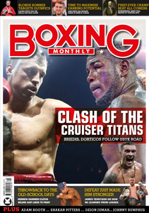 Boxing Monthly - March 2020