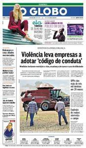 O Globo - 11 Março 2018 - Domingo