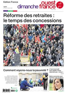 Ouest-France Édition France – 12 janvier 2020
