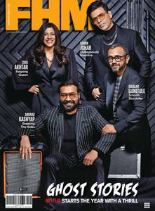 FHM India - January 2020