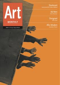 Art Monthly - March 2010   No 334