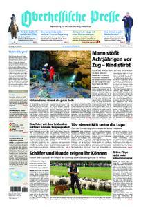 Oberhessische Presse Marburg/Ostkreis - 30. Juli 2019