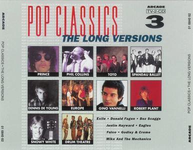 VA - Pop Classics The Long Versions Volume 3