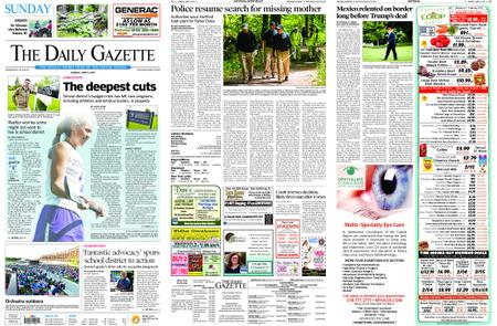 The Daily Gazette – June 09, 2019