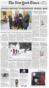 The New York Times  February 10 2017