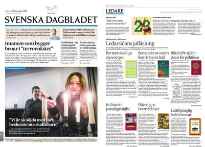 Svenska Dagbladet – 23 december 2019