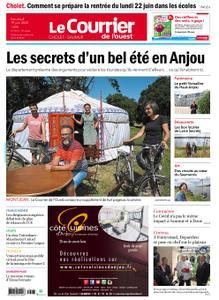 Le Courrier de l'Ouest Cholet – 19 juin 2020