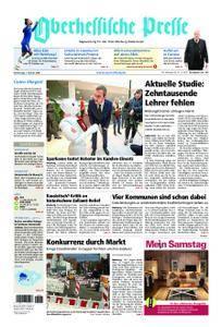 Oberhessische Presse Marburg/Ostkreis - 01. Februar 2018