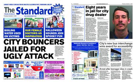 The Standard Chester & District – November 01, 2018