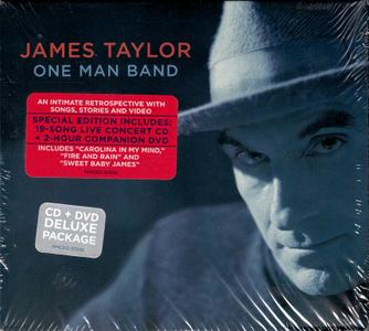 James Taylor - One Man Band (2007) {Special Deluxe Edition}