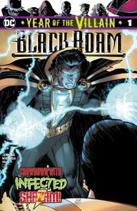 Black Adam-Year Of The Villain 01 2019