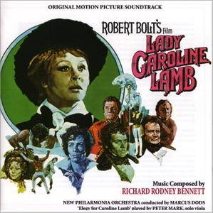 Richard Rodney Bennett - Lady Caroline Lamb (1972) Limited Collector's Edition 2009 [Re-Up]