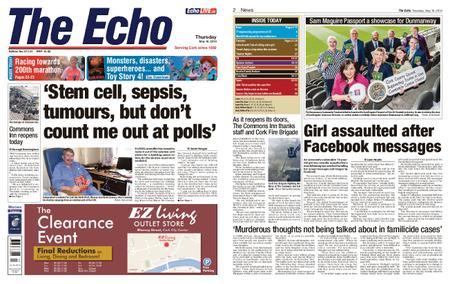 Evening Echo – May 16, 2019
