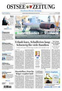 Ostsee Zeitung Wolgast - 02. November 2018