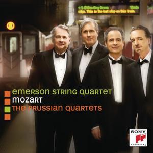 Emerson String Quartet - Mozart: The Prussian Quartets (2011)