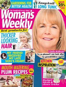 Woman's Weekly UK - 07 September 2021