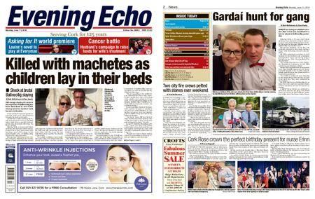 Evening Echo – June 11, 2018