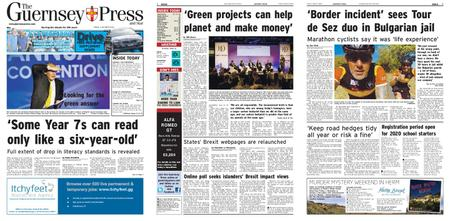 The Guernsey Press – 04 October 2019